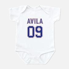 Avila for President Infant Bodysuit