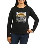We Have To Go Back Women's Long Sleeve Dark T-Shir