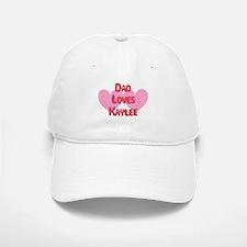 Dad Loves Kaylee Baseball Baseball Cap