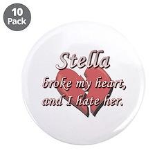 Stella broke my heart and I hate her 3.5