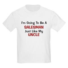 Salesman Uncle Profession T-Shirt