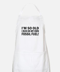 Old Age Humor BBQ Apron
