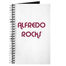 Cute Alfredo Journal