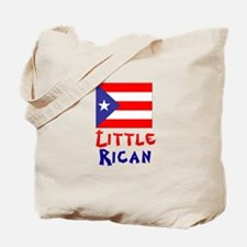 Little Rican Tote Bag