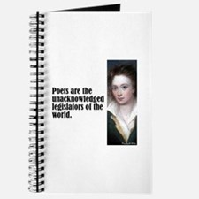 "Shelley ""Legislators"" Journal"