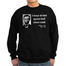 Abraham Lincoln 8 Sweatshirt
