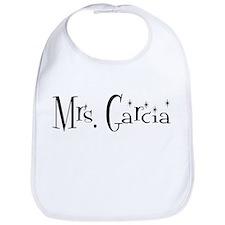 Mrs. Garcia Bib