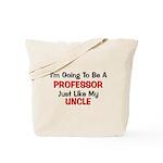 Professor Uncle Profession Tote Bag
