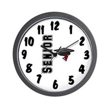 Graduation Wall Clock