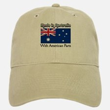 Made in Australia Baseball Baseball Cap