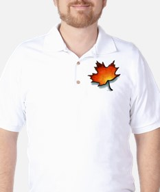 Cute Falling leaf T-Shirt