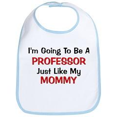 Professor Mommy Profession Bib
