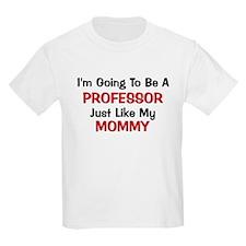 Professor Mommy Profession T-Shirt
