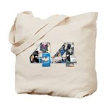 44: Obama Inauguration Newspaper Tote Bag