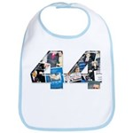 44: Obama Inauguration Newspaper Bib