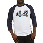 44: Obama Inauguration Newspaper Baseball Jersey