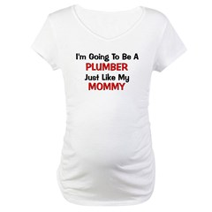 Plumber Mommy Profession Shirt