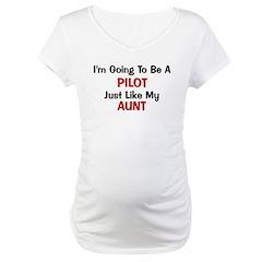PIlot Aunt Profession Shirt