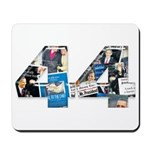 44: Obama Inauguration Newspaper Mousepad