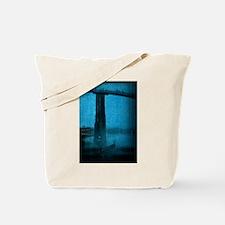 Unique Woodblock Tote Bag