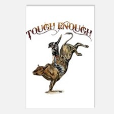 Tough enough Postcards (Package of 8)