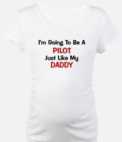 Pilot Daddy Profession Shirt