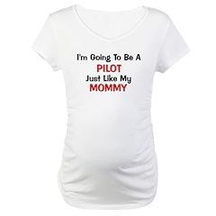 Pilot Mommy Profession Shirt