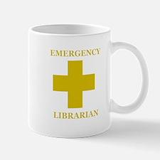 Cute Librarian t Mug