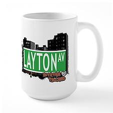 LAYTON AVENUE, STATEN ISLAND, NYC Mug