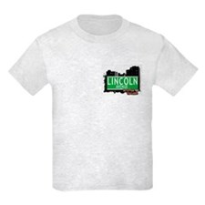 LINCOLN AVENUE, STATEN ISLAND, NYC T-Shirt
