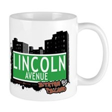 LINCOLN AVENUE, STATEN ISLAND, NYC Mug
