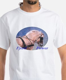 Fjord horse by Delia Shirt