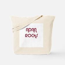 ADAN ROCKS Tote Bag