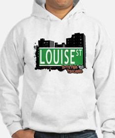 LOUISE STREET, STATEN ISLAND, NYC Hoodie