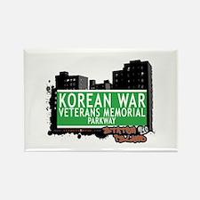 KOREAN WAR VETERANS MEMORIAL PARKWAY, STATEN ISLAN