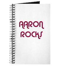 AARON ROCKS Journal