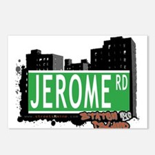 JEROME ROAD, STATEN ISLAND, NYC Postcards (Package