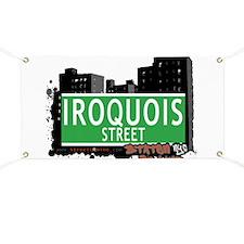 IROQUOIS STREET, STATEN ISLAND, NYC Banner