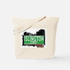 ISLINGTON STREET, STATEN ISLAND, NYC Tote Bag