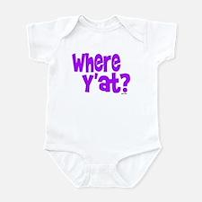 Baby Yat Infant Bodysuit