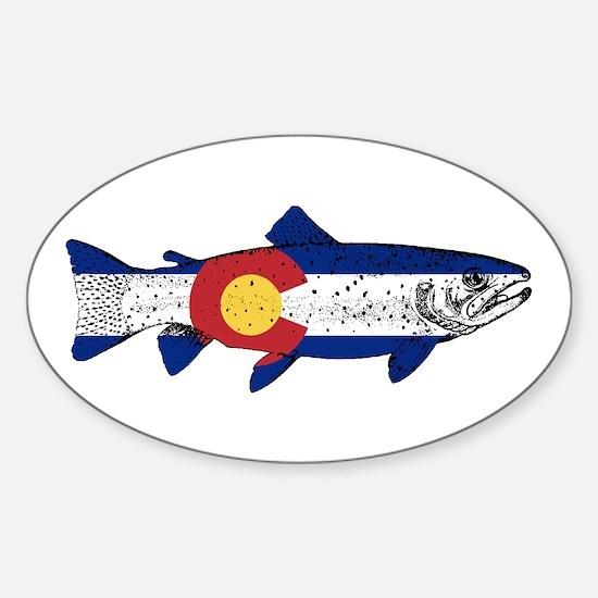 Fish Colorado Decal