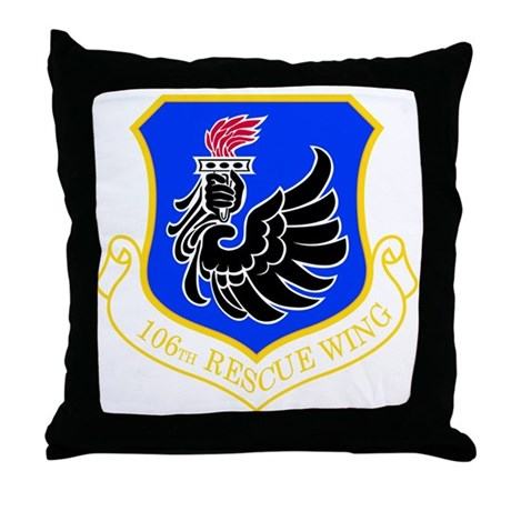 106th Throw Pillow