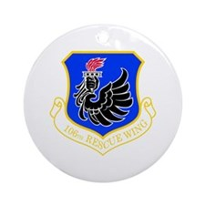 106th Ornament (Round)