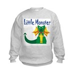 Little Monster Kids Sweatshirt