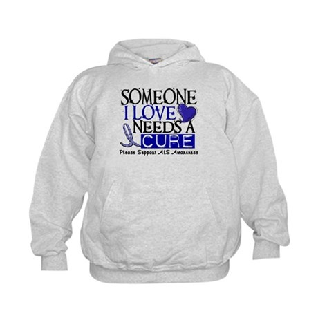 Needs A Cure ALS T-Shirts & Gifts Kids Hoodie