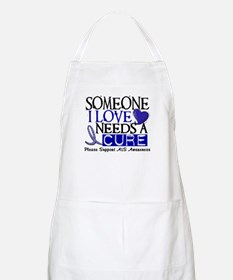 Needs A Cure ALS T-Shirts & Gifts BBQ Apron