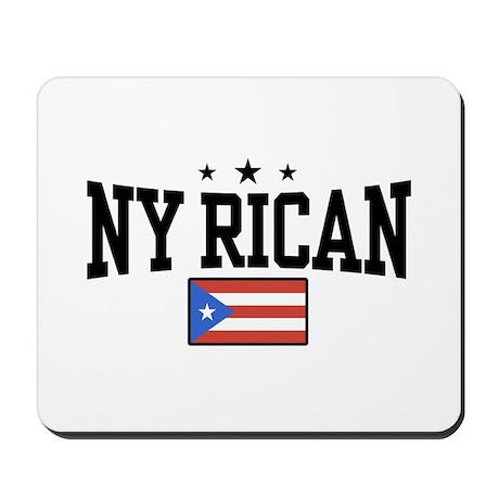 NY Rican Mousepad