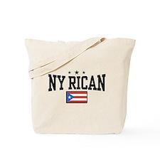 NY Rican Tote Bag