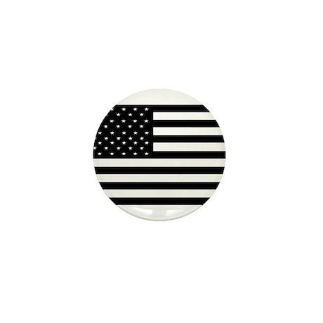 Black Flags Mini Button (100 pack)