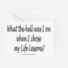 Life Lessons Greeting Cards (Pk of 10)